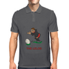 Georgia Rugby Kicker World Cup Mens Polo