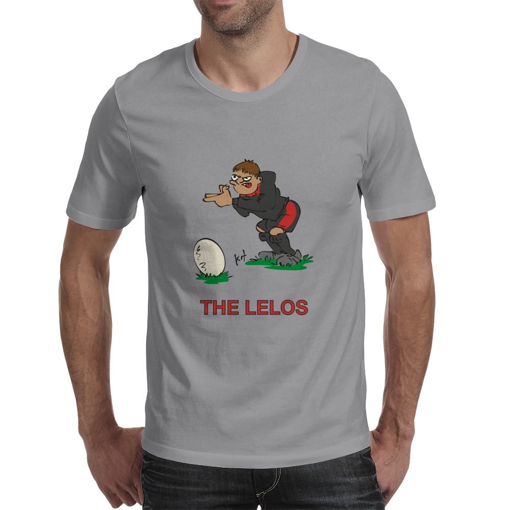 Georgia Rugby Kicker World Cup Mens T-Shirt