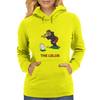 Georgia Rugby Kicker World Cup Womens Hoodie