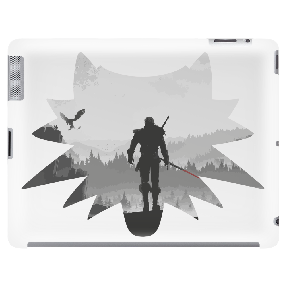 Geralt of Rivia Tablet