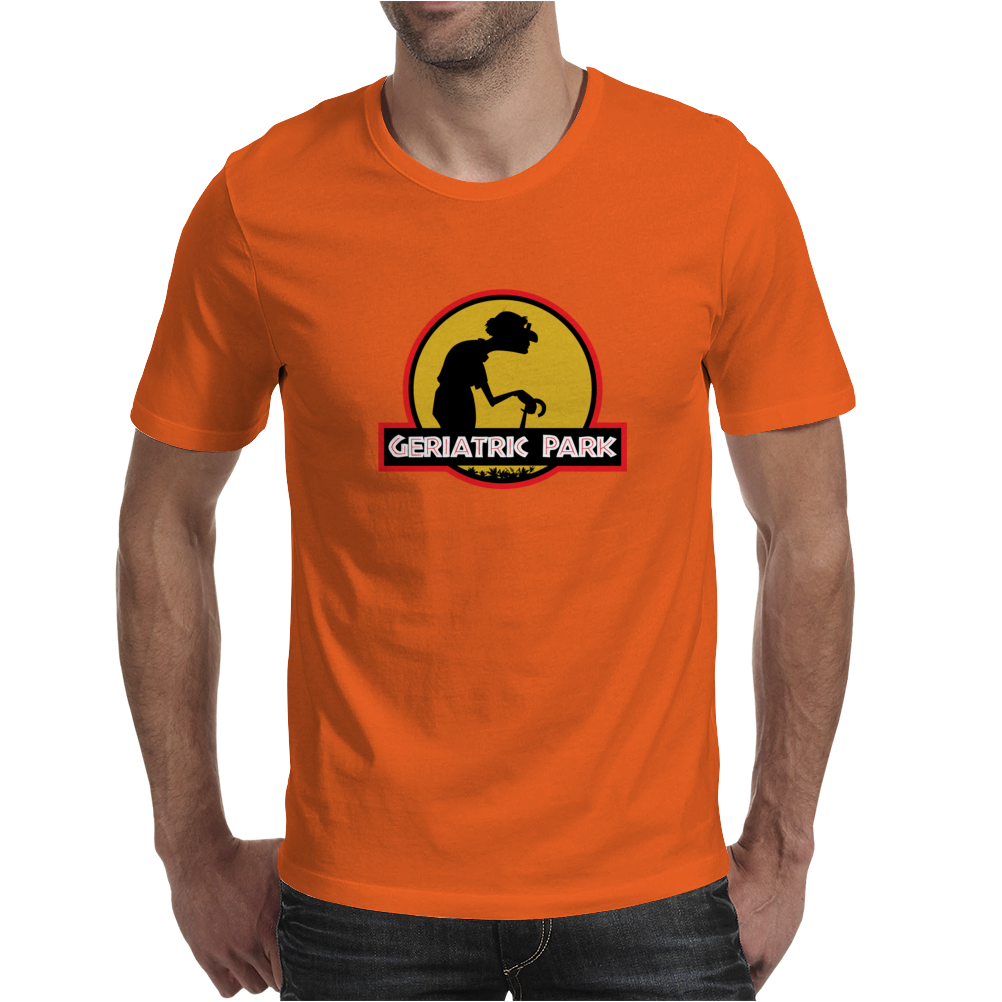 Geriatric Park Mens T-Shirt