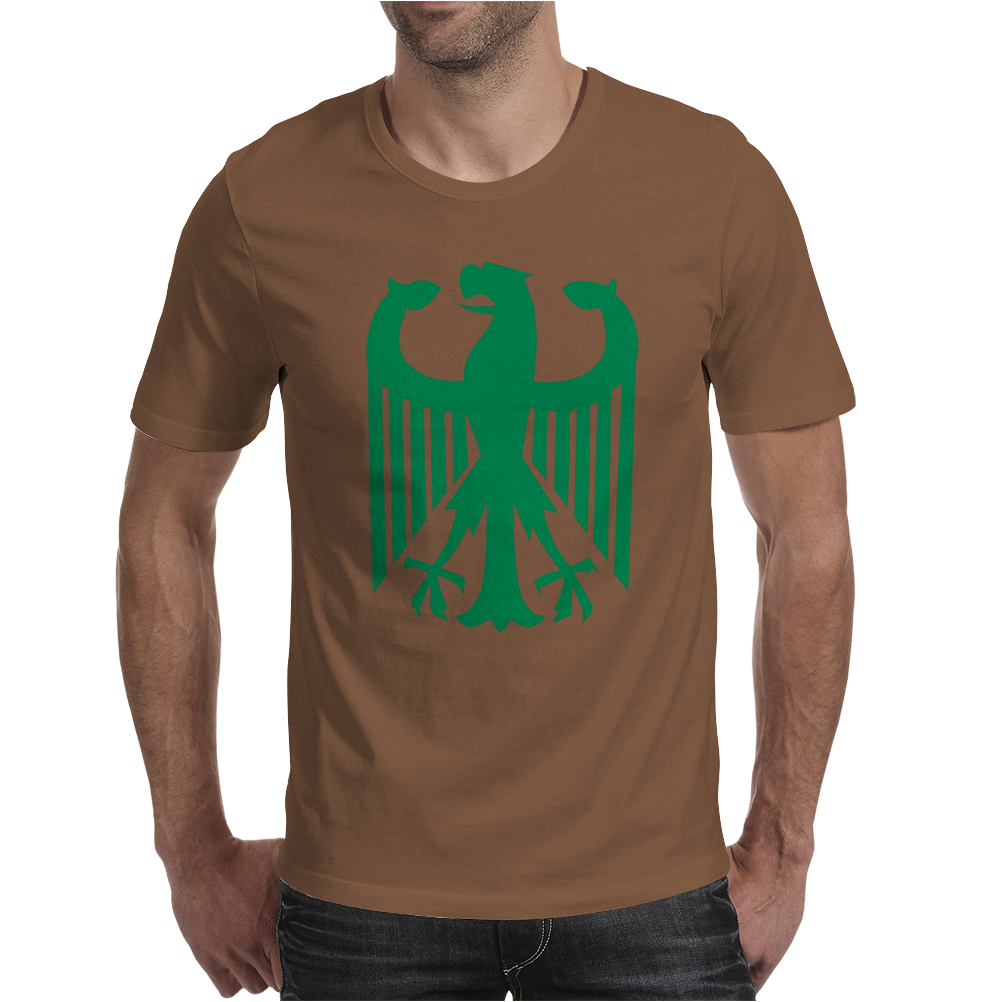 German Army Eagle Bundeswehr Mens T-Shirt