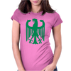 German Army Eagle Bundeswehr Womens Fitted T-Shirt
