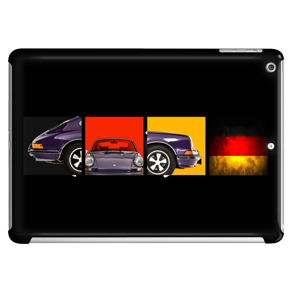German Icon - The 911S Tablet