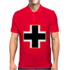 German Insignia Roundel Luftwaffe Mens Polo