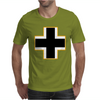 German Insignia Roundel Luftwaffe Mens T-Shirt