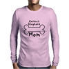 German Shepherd Mom 2 Mens Long Sleeve T-Shirt