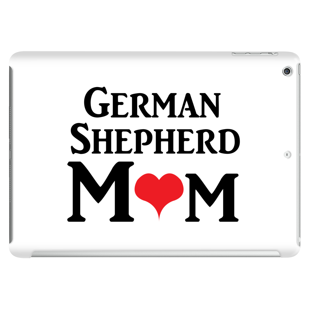 German Shepherd Mom Tablet