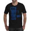 Geronimo - Doctor Who and Clara Mens T-Shirt