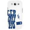 Geronimo - Doctor Who and Clara Phone Case