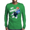 Get Dunked On - Undertale Mens Long Sleeve T-Shirt