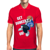 Get Dunked On - Undertale Mens Polo