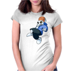 Get Dunked On - Undertale Womens Fitted T-Shirt