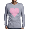 Get In Here Love Heart Mens Long Sleeve T-Shirt