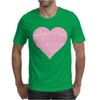 Get In Here Love Heart Mens T-Shirt