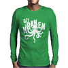 Get Kraken Cthulhu Mens Long Sleeve T-Shirt