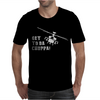 Get To Da Choppa Mens T-Shirt