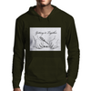 Getting it together line illustration, hose repair how to Mens Hoodie