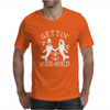 Getting Married Mermaid Mens T-Shirt
