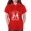Getting Married Mermaid Womens Polo