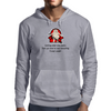 Getting older only means that you tend to lose everything except weight  Mens Hoodie