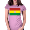 Ghana International Support Your Country  Sport Flag Womens Fitted T-Shirt