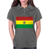 Ghana International Support Your Country  Sport Flag Womens Polo