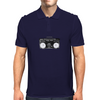 Ghetto Blaster Invert Mens Polo