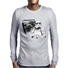 Ghetto Starwars Mens Long Sleeve T-Shirt
