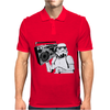 Ghetto Starwars Mens Polo