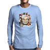 Ghibli, Hayao Miyazaki and friends Mens Long Sleeve T-Shirt
