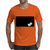 ghost 2 Mens T-Shirt