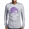 Ghost Moonwalk Mens Long Sleeve T-Shirt