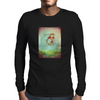 Ghost Of Earth Mens Long Sleeve T-Shirt