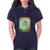 Ghost Of Earth Womens Polo