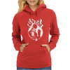 Ghost Possession Tour 2012 Womens Hoodie