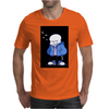 ghost white Mens T-Shirt