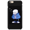 ghost white Phone Case