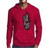 giant tiger vs psychic fish Mens Hoodie