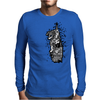 giant tiger vs psychic fish Mens Long Sleeve T-Shirt