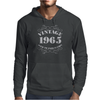 GIFT BOXED Vintage 1965 50th Birthday Mens Hoodie