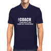 Gift For Coach Profession Mens Polo