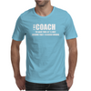 Gift For Coach Profession Mens T-Shirt