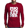 Gift For Photographer Mens Long Sleeve T-Shirt