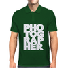 Gift For Photographer Mens Polo