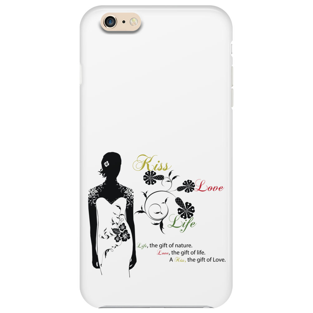 Gift of nature, gift of love Phone Case