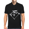 Gift Superman Mens Polo
