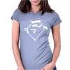 Gift Superman Womens Fitted T-Shirt