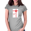 Gift Wrapped Womens Fitted T-Shirt