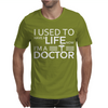 Gifts For Doctors Medical Shirt Profession Joke Nerd Mens T-Shirt